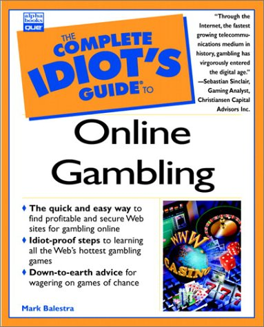 Sách The Complete Idiot's Guide to Gambling Like a Pro
