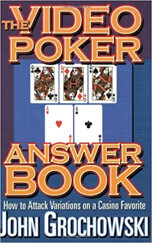 Sách The Video Poker Answer Book